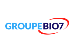 Groupe Bio7 logo Expansion
