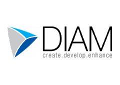 Diam logo Expansion