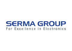 Serma Group logo Expansion