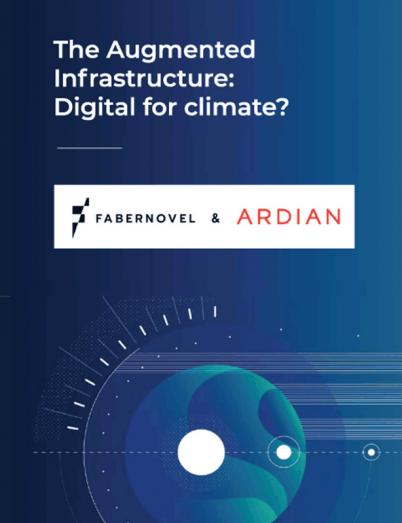 The Augmented Infrastructure: digital for climate?