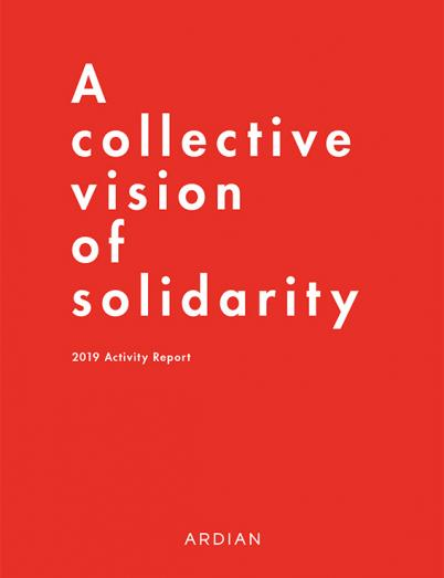 2019 Activity Report - A collective vision of solidarity