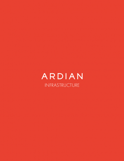 cover bcorporate document Ardian infrastructure