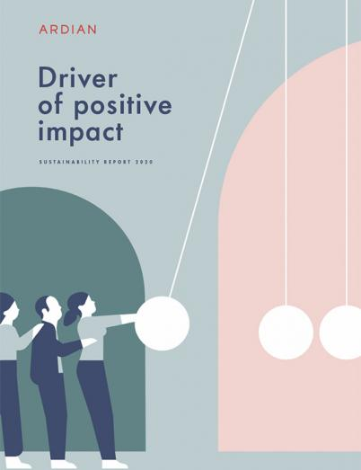 Ardian 2020 Sustainability Report - Driver of positive impact