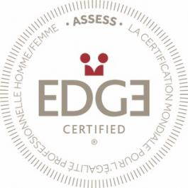 Edge certification sceau